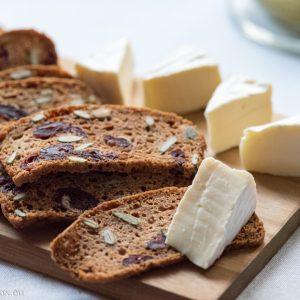 Gourmet-crackers