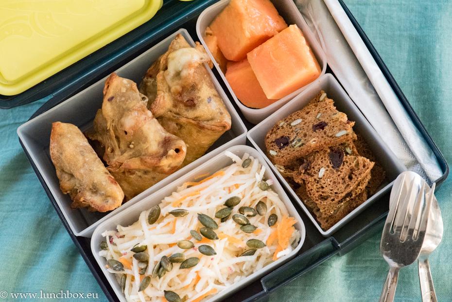 lunchbox menus wonton wraps