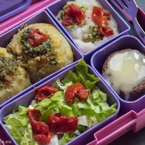 lunchbox menu пълнен алабаш