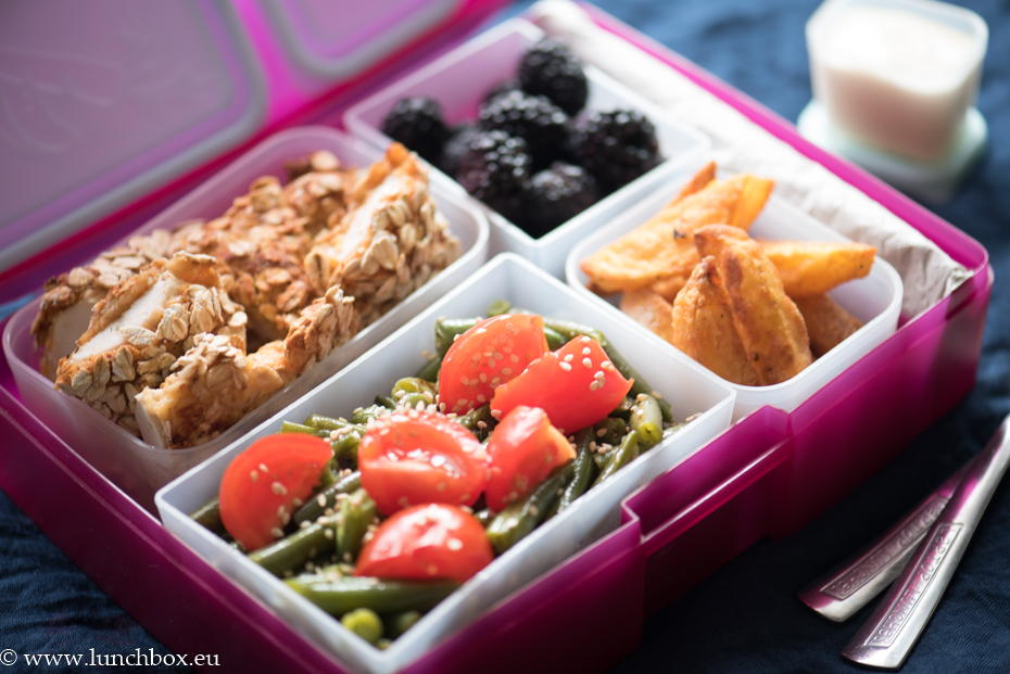 lunchbox menus and recipes for healty eating on the go