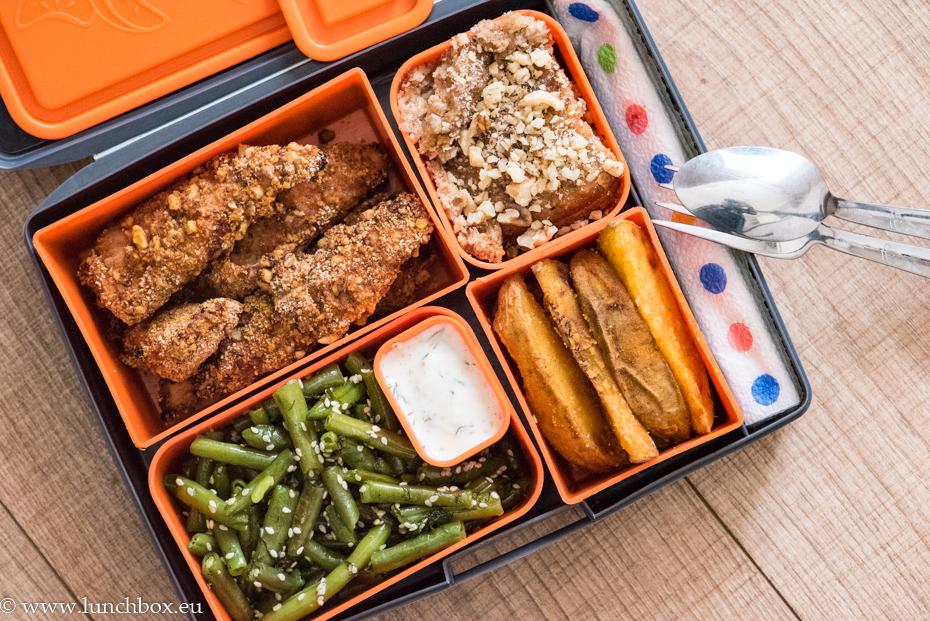 Lunchbox menu Уеджис настроение