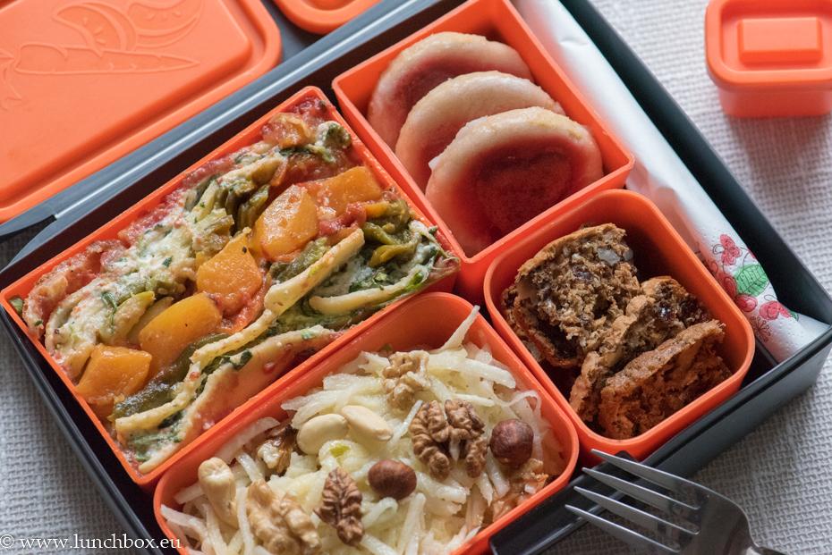 lunchbox menus Екзотик