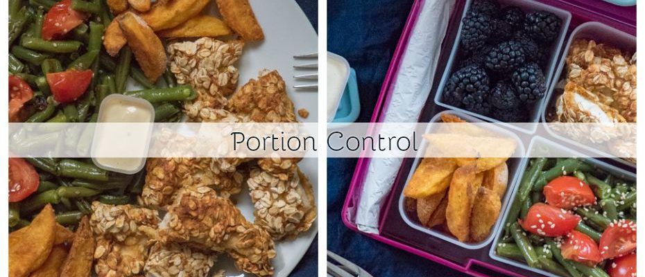 Portion control Lunchbox