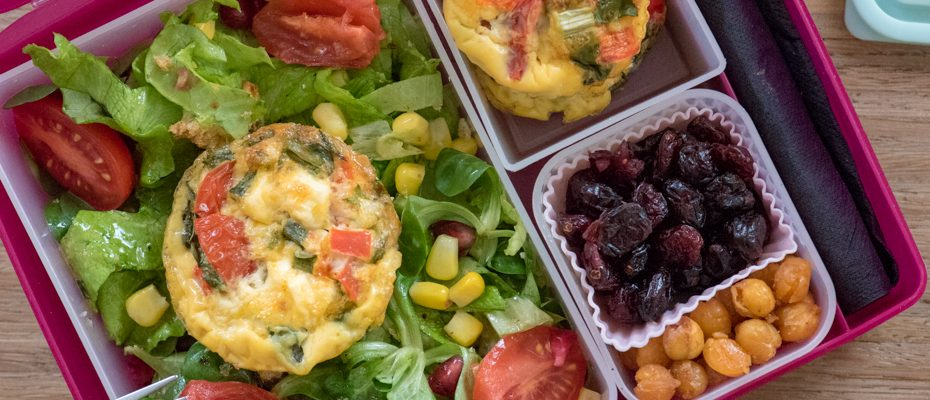 lunchbox menus low-carb-quiche