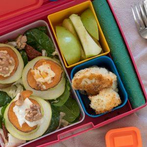 lunchbox menus перфектна порция - кростини