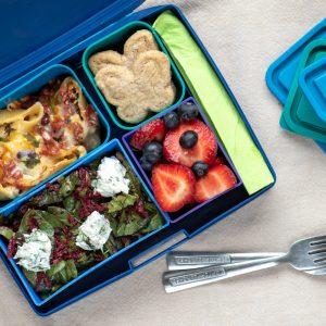 Lunchbox menu конкилиони
