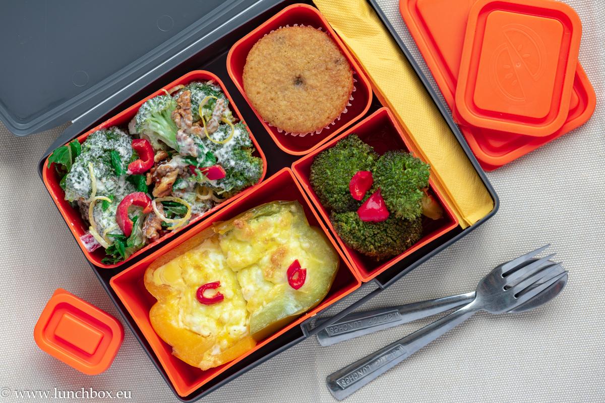 Кутия за храна Lunchbox Екзотик