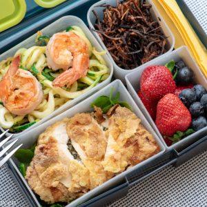 lunchbox чия - menus - пиле по киевски