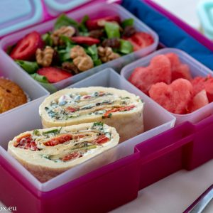 lunchbox menus and recipes for healthy eating on the go