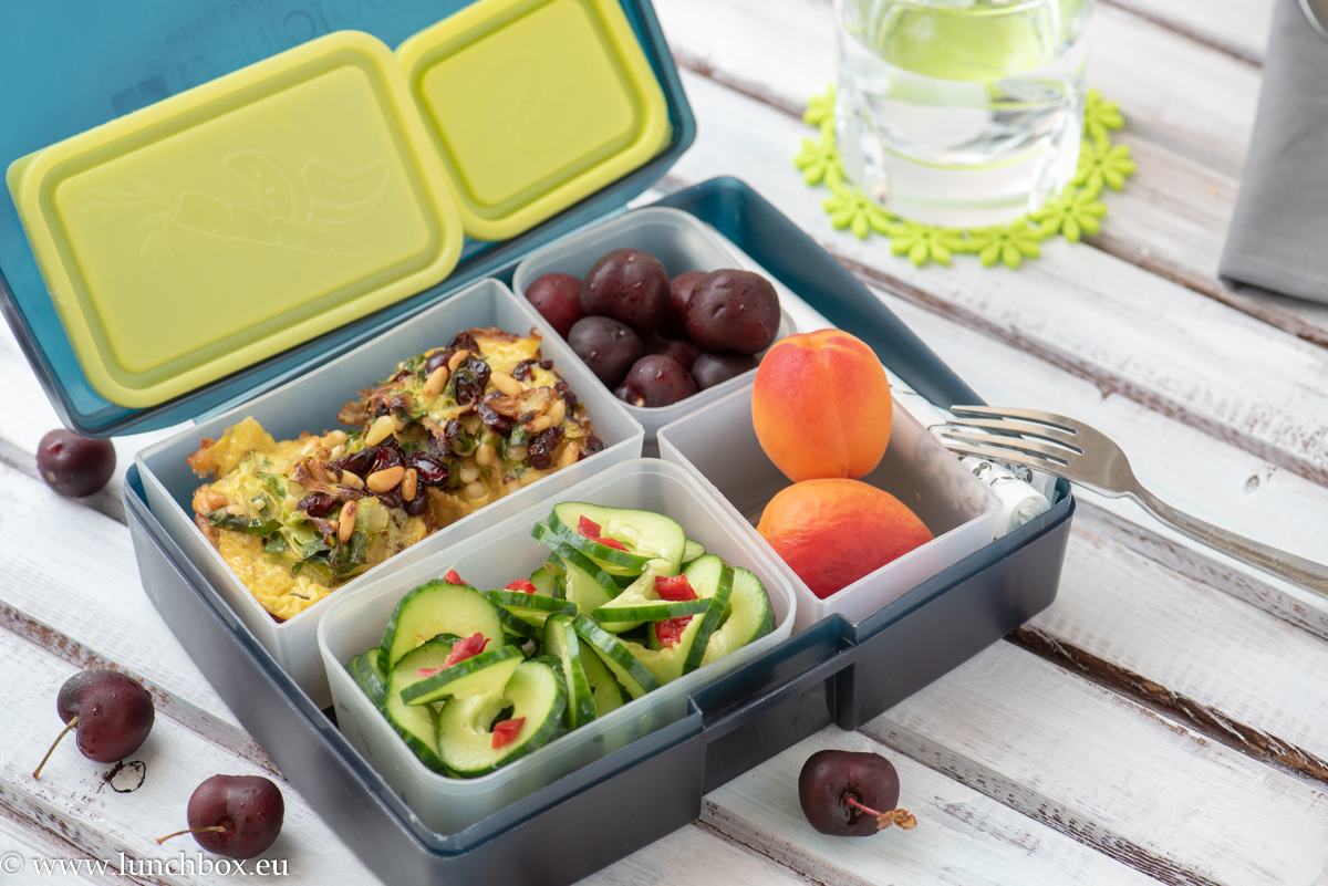lunchbox menu chia