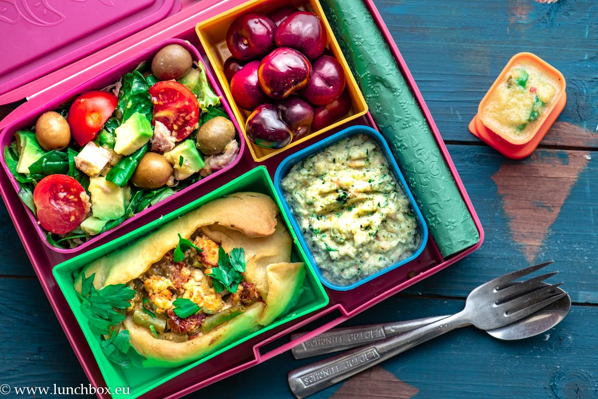 lunchbox портокал