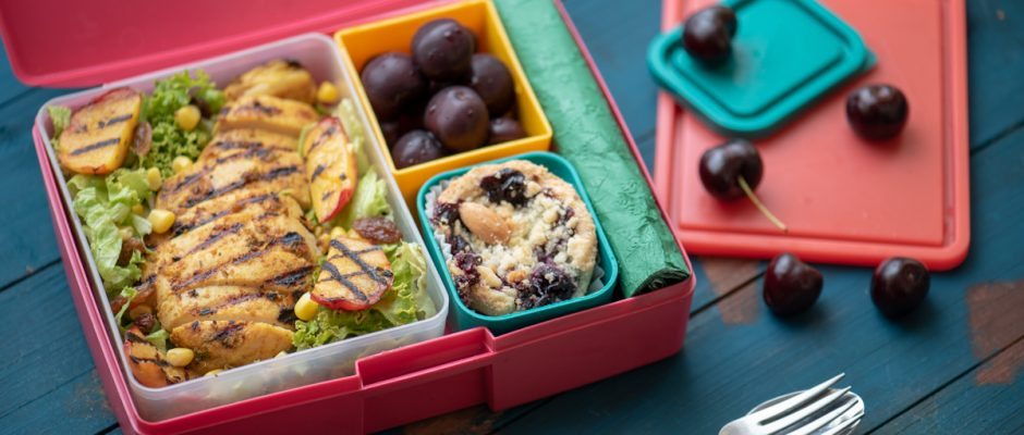 Lunchbox - eat by design!