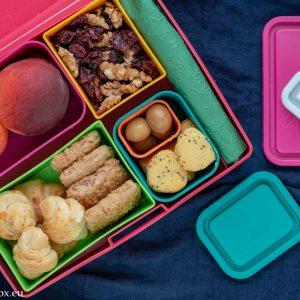Lunchbox trip menu