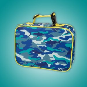 Insulated bag camo