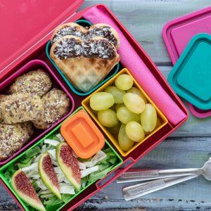 Lunchbox меню - тиквички