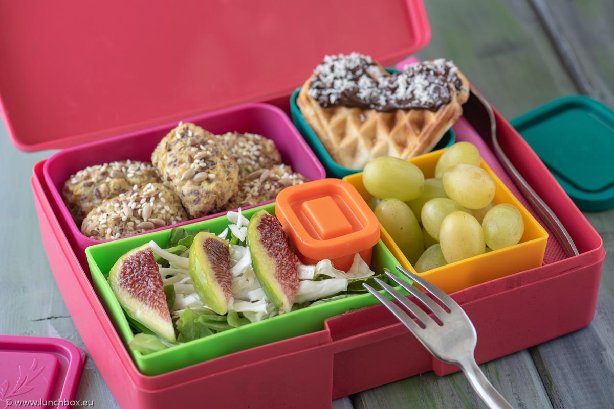 Lunchbox меню тиквички