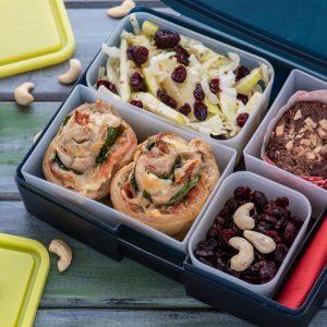 Lunchbox меню с елда