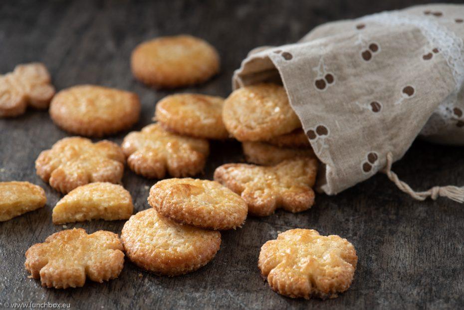 Бретонски бисквити