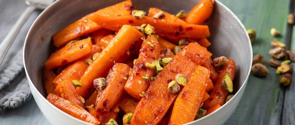 салата с моркови