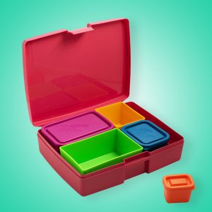Lunchbox Koral