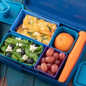 Lunchbox меню маникоти
