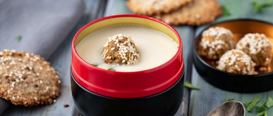 Крем супа от целина
