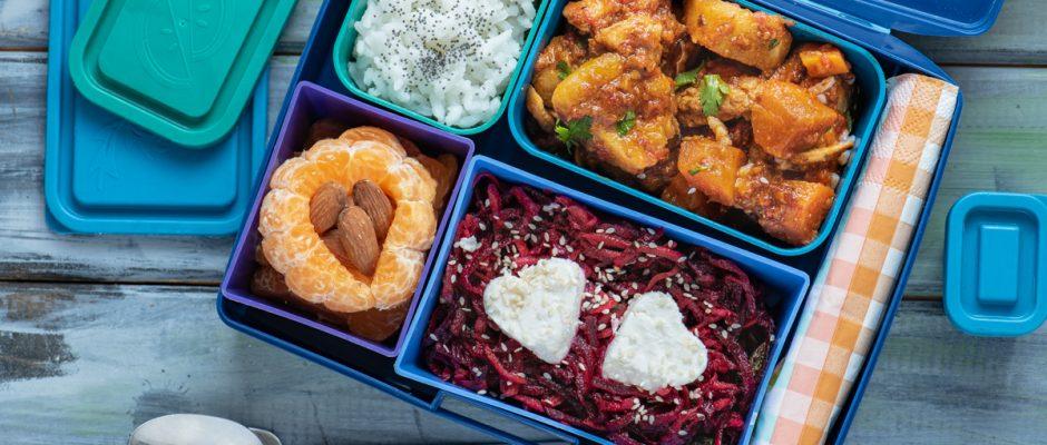 Lunchbox меню Обич