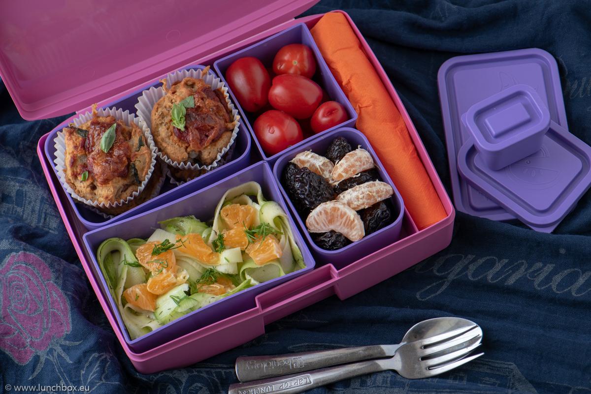 Lunchbox Mini Пица Елда