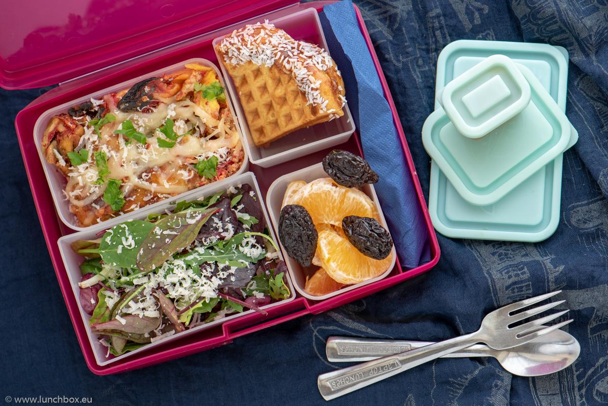 Lunchbox меню Пастицио
