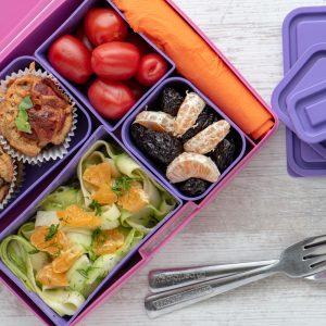 Lunchbox Mini Pizza