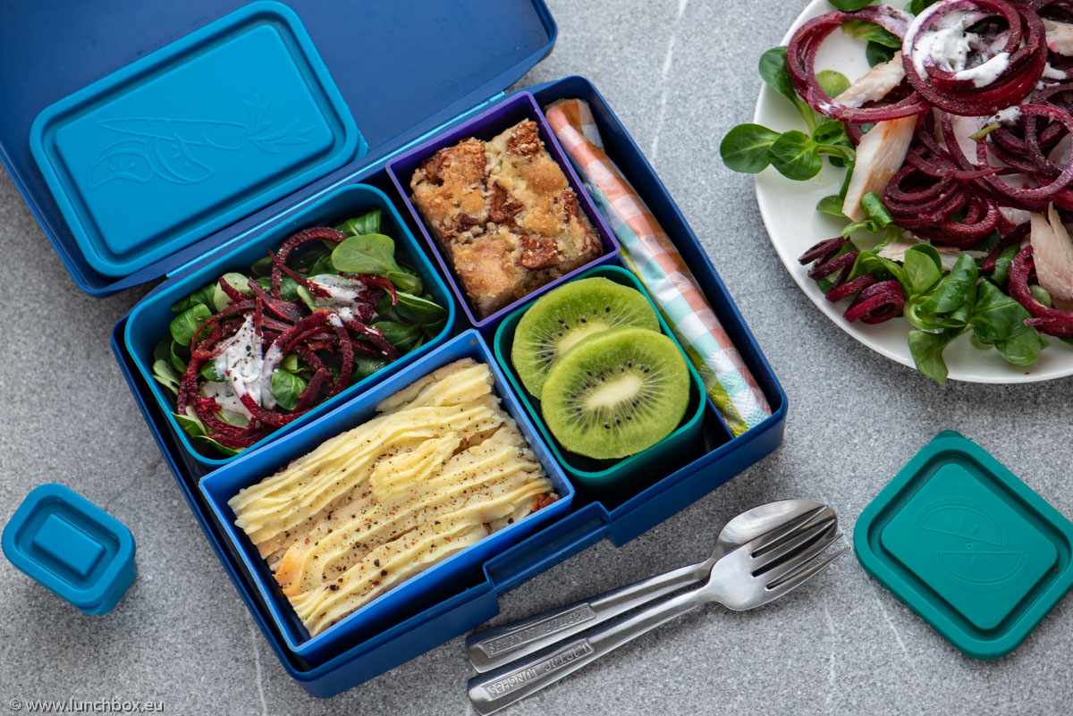 Lunchbox Balance Lunch