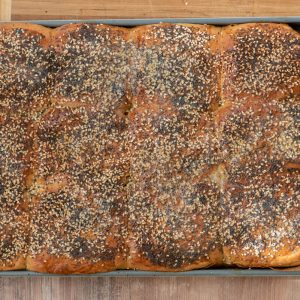 Аронатни хлебчета с масло