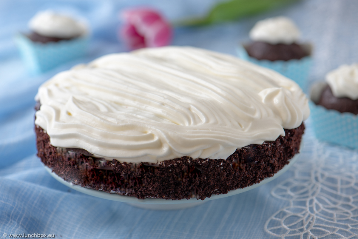 Moist Chocolate Beer Cake