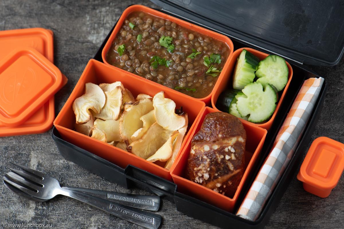 Lunchbox меню Зелена леща