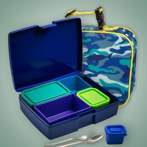 Pack Camo Lunchbox