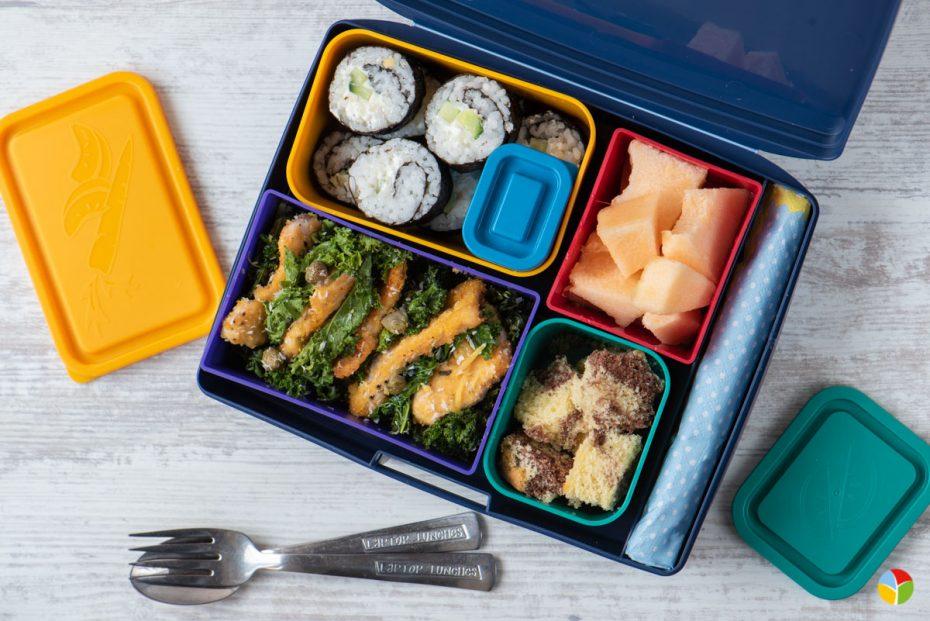 Lunchbox Menu Turkey