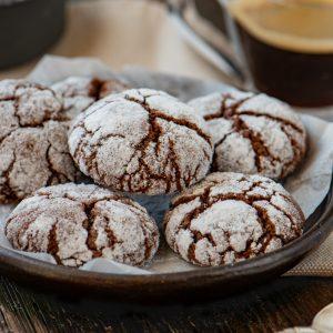 Спукани бисквити