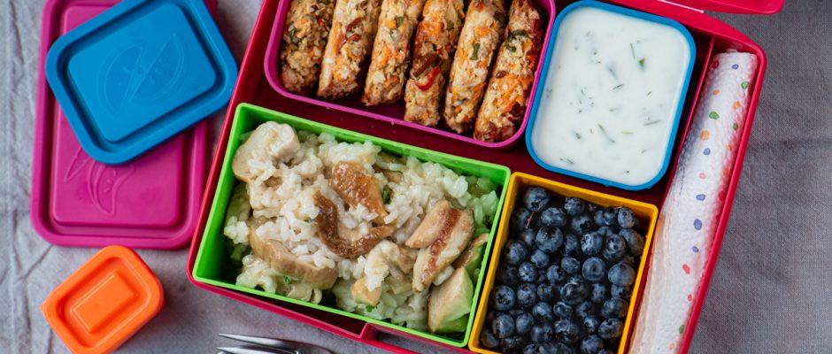 Lunchbox Cauliflower Bites