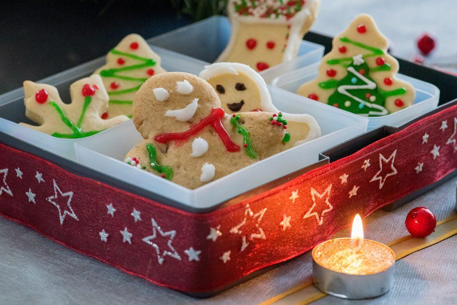 Lunchbox Коледа