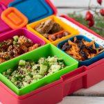 Lunchbox idea Shrimps