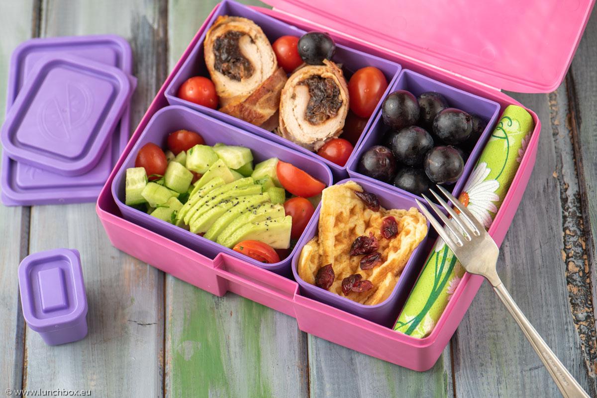 Lunchbox menu Руладини