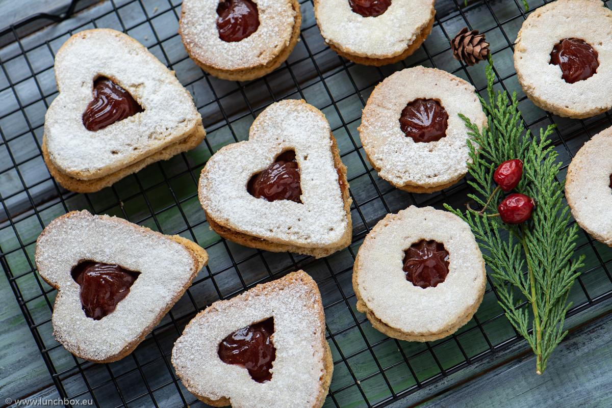 Линцер бисквити