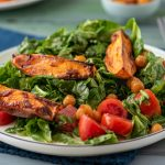 Sweet Potato Fall Salad