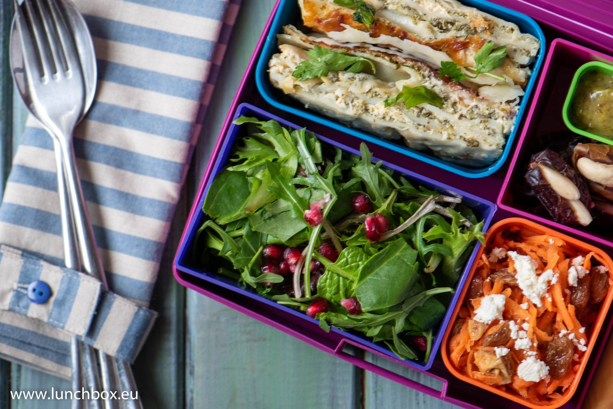Lunchbox Алфедо Лазаня