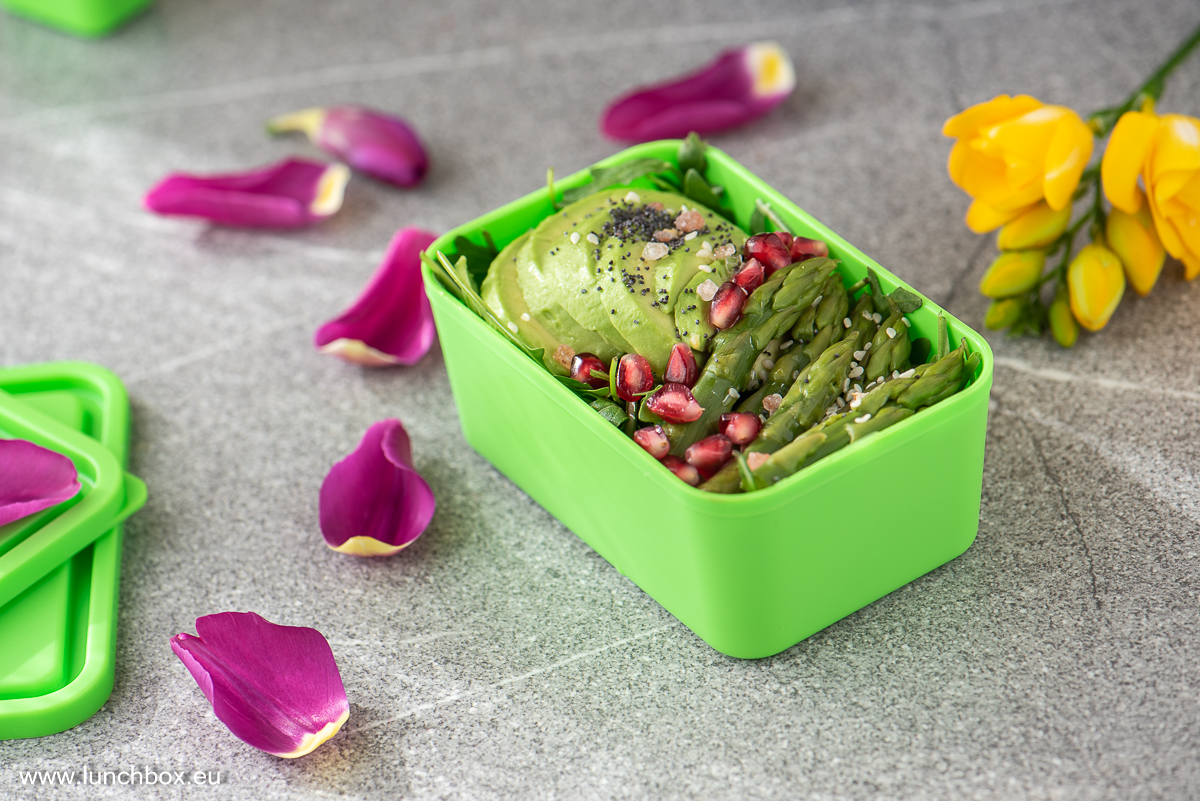Salad avocado