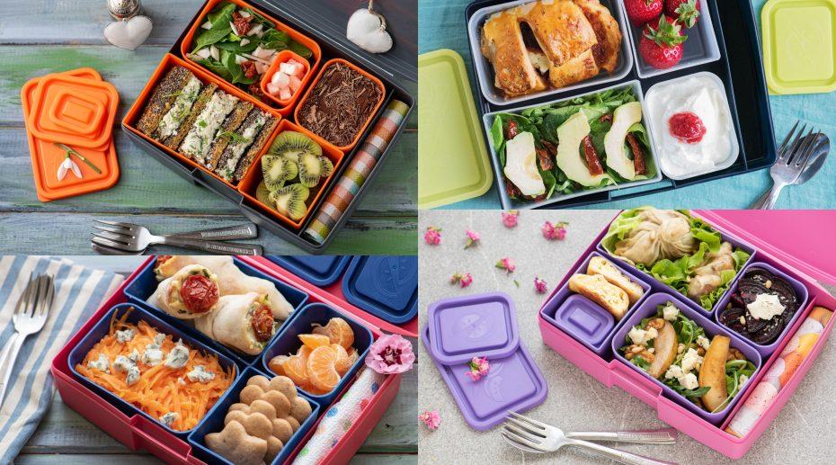 5 идеи за Lunchbox