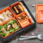 Lunchbox Recipes I Goat cheese and figs