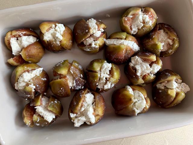 Figs-baking