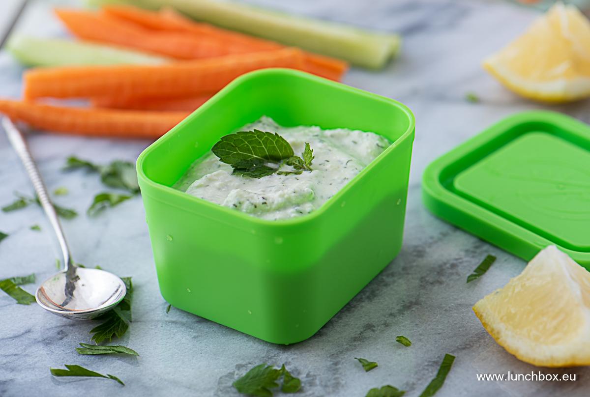 Lunchbox Recipes Перфектния дип за летните зеленчуци