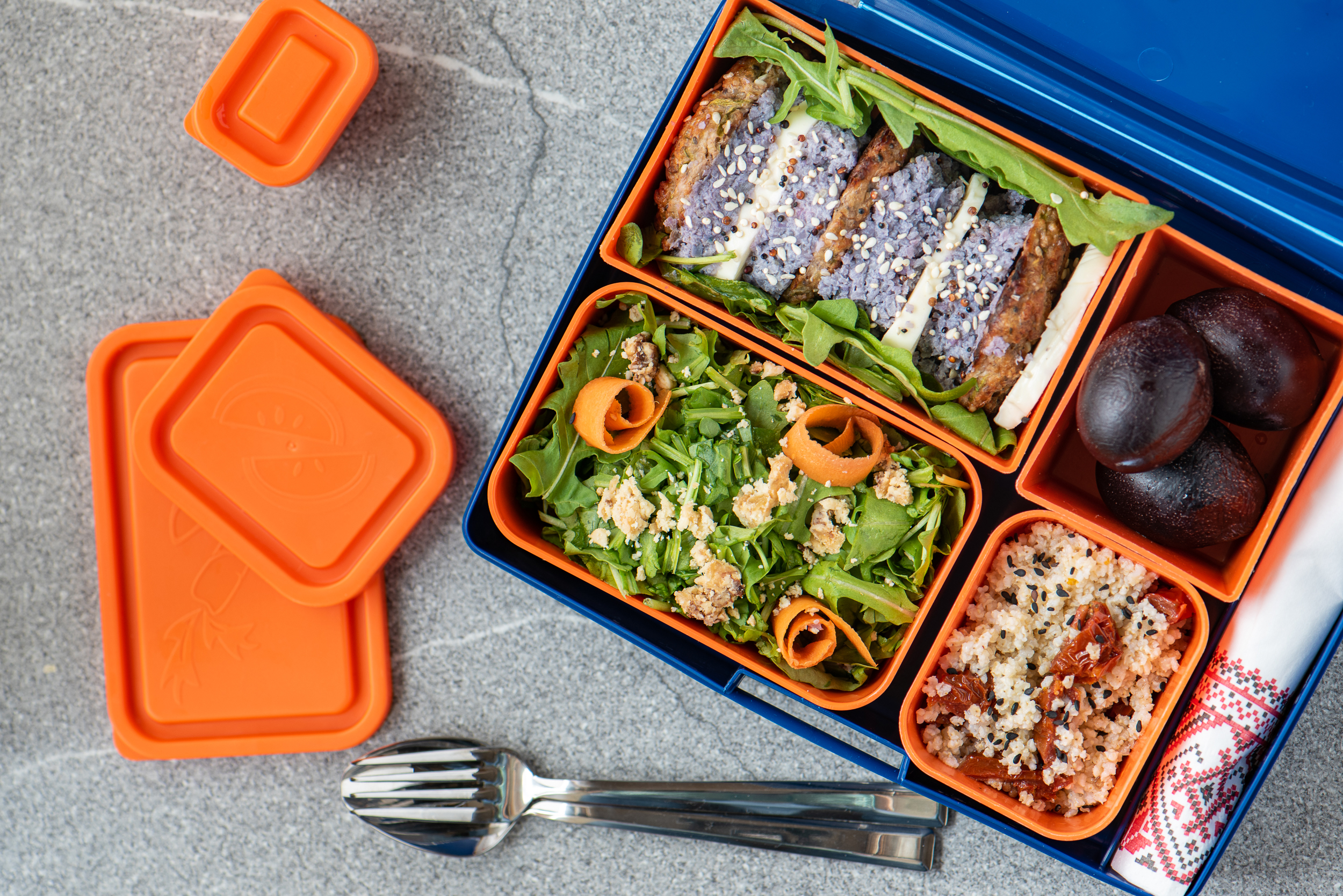 Lunchbox Recipe